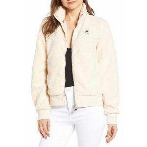 Fila Jackets & Coats - Fila Islae Fleece Jacket